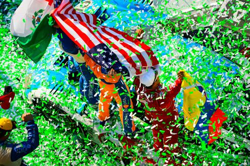 Hues of Horsepower:  Images of Endurance Racing at Daytona