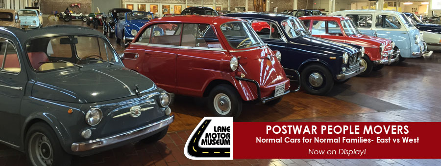Postwar People Movers Exhibit