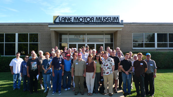 2010 Participants- Rally for The Lane