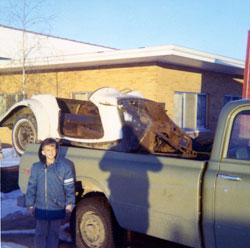 Jeff Lane in 1967