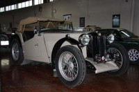 MG TC Midget- 1948