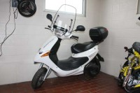 Peugeot Scoot'elect electric scooter (white)-1998