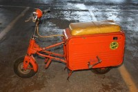 Valmobile Fold Away Scooter-1961