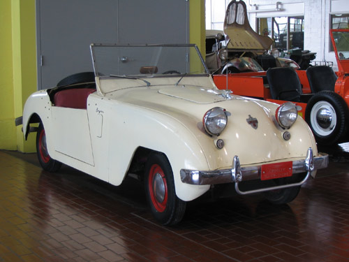 Crosley Super Sports- 1951