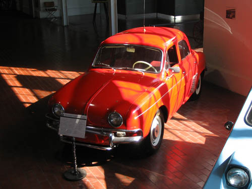 Renault Dauphine Henney- 1959