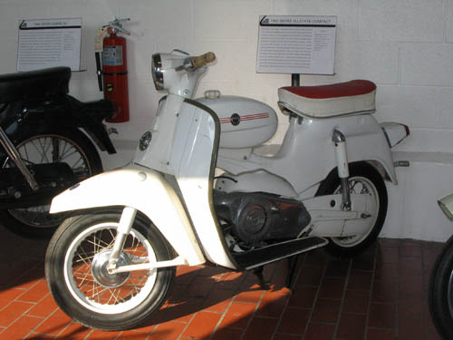 Sears Allstate Compact Puch Scooter- 1966