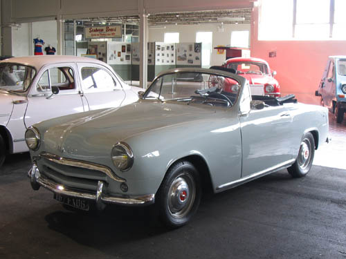 Simca Weekend Prototype- 1954